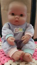 berenguer realistic chubby baby doll 14 soft