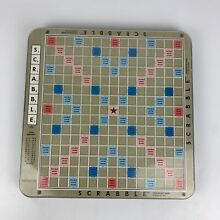 scrabble deluxe replacement board only