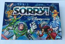 board game sorry disney edition 2001 parker