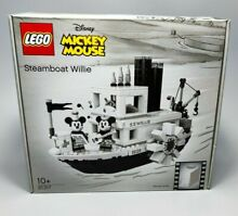 steam boat lego ideas 21317 steamboat willie