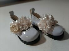 crissy fancy white shoes for ideal family