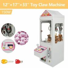 arcade carnival style vending claw candy