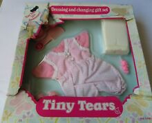 tiny tears 25th anniversary dressing changing
