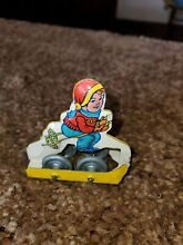 chein j co tin litho skier for wind up