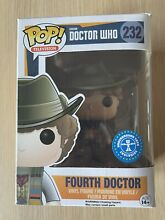 dr who fourth doctor funko 232