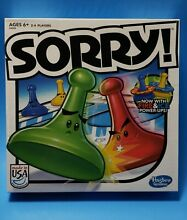 sorry game hasbro 2013 edition sorry family