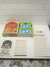 mille bornes parker brothers french card game