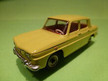 dinky toys france 517 renault r8 yellow 1 43 perfect