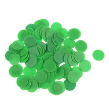 tiddlywinks 100pcs plastic board game counters