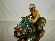 motorcycle tin toy blech friction china ms706