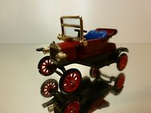 minialuxe ford lizzie red black 1 43 good