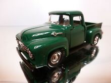 road champs road champ ford f100 1956 green 1