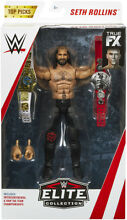 seth rollins wwe elite top talent