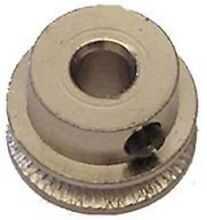 wilesco genuine 01627 grooved pulley 14 mm