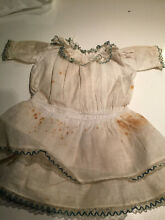 jumeau cotton dress for french doll