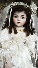 victorian doll reproduction 28in bru jne 15