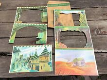 remco showboat theater wizard oz stage