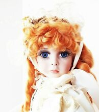 victorian doll new 26 in full porcelain victorian