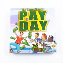pay day game hasbro gaming classic edition new