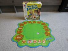 wee little piggies mb games spare playing board free p