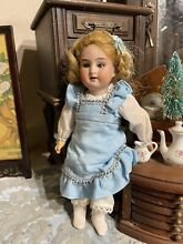 mignonette bisque head doll all articulated