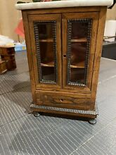 mignonette wooden wardrobe for french doll