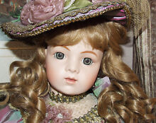 victorian doll reproduction bru jne 15 french