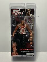 sin city neca bloody marv color variant 2005