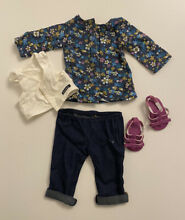 american girl doll 2012 retired outfit