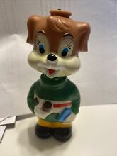 alps trademark toys toys dog w pipe wind