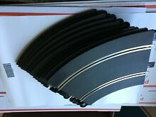 scalextric r2 45 degree curve qty 10