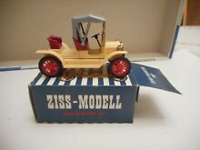 ziss ford roadster 1907 box