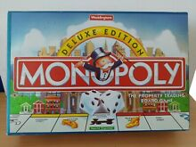monopoly deluxe edition board game