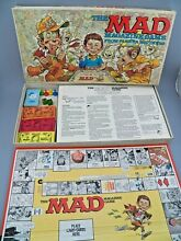 go for it parker mad magazine game parker brothers 2