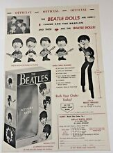 beatles remco advertisement mail order