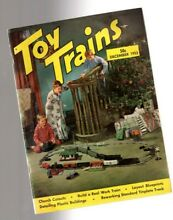 ives old toy trains magazine christmas