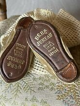 french doll shoes for jumeau steiner size 9 for
