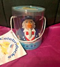 uncle sam 2001 celebriducks new in package