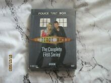 dr who doctor who complete first series on