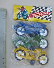 1960 s 70s unopened pack 3 toy