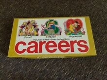 go for it parker careers 1976 family board game by