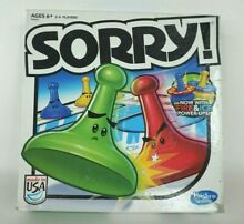 board game sorry 1998 100 complete parker