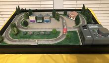 n scale z scale shorty micro town train