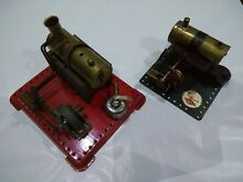 steam engines bowman and