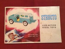1963 live action steel toys