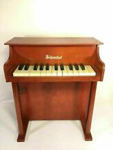 Schoenhut Piano Vintage Baby Piano Mini Toy Pianos