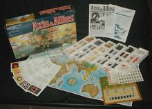 axis allies board game axis allies 1984 classic spares