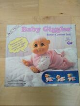 russ berrie baby giggles battery operated troll