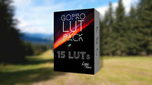 luts gopro professional lut pack for