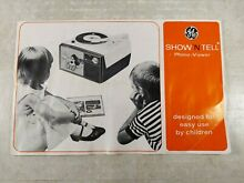 show n tell general electric phono view